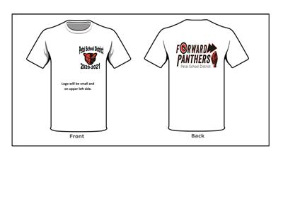 Order Your Forward Panthers Tshirt