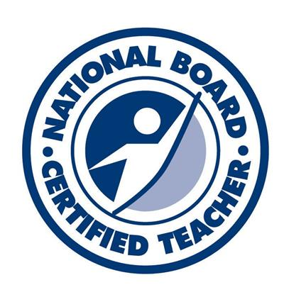 New National Board Certified Teachers