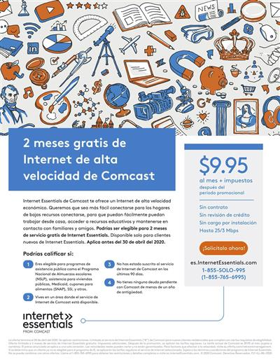 Comcast Spanish