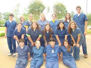 Allied Health II 4th & 5th period
