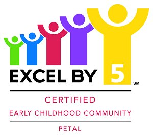 Excel By 5 Certified Early Childhood Community Petal