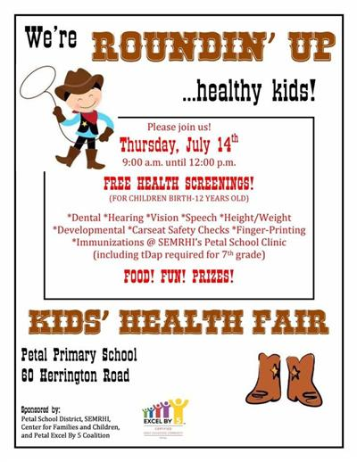 Kid's Health Fair