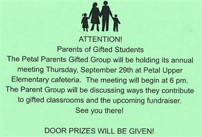 Parents of Gifted Students
