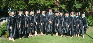 WCU Graduates